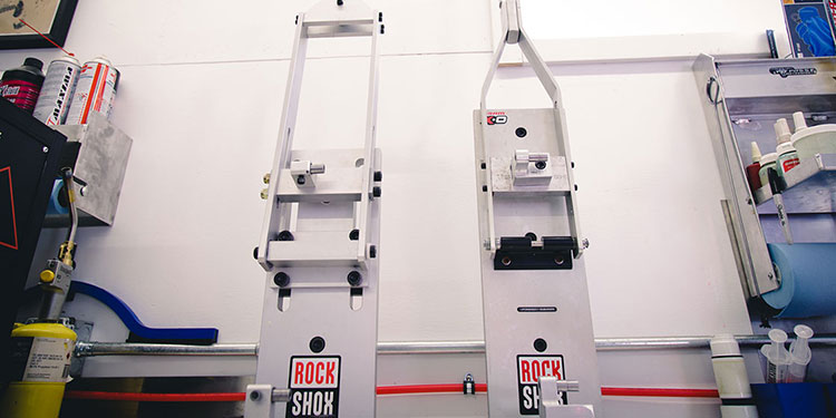 Fluid Function Dyno Testers - RockShox Shock Service